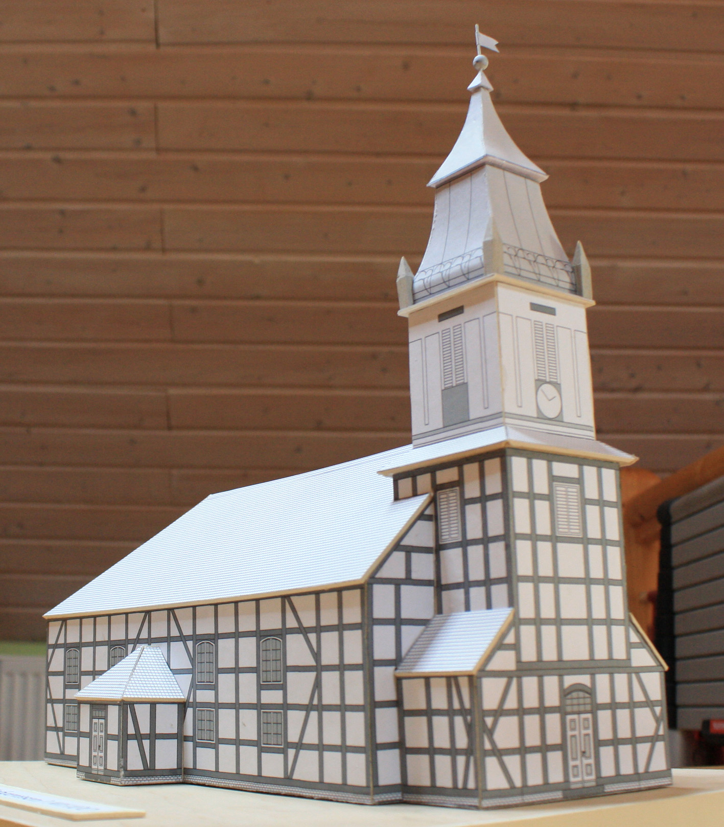 Kirche Altwriezen 01