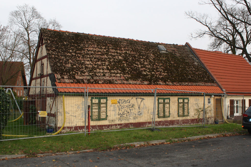 Kolonistenhaus Eggersdorf