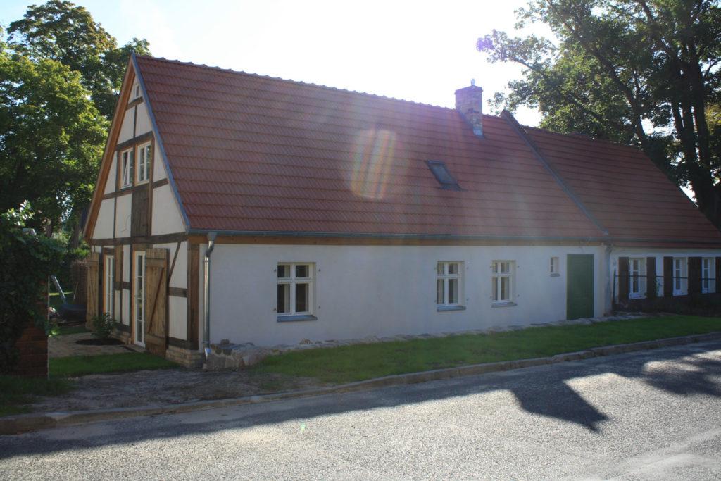 Kolonistenhaus Eggersdorf neu