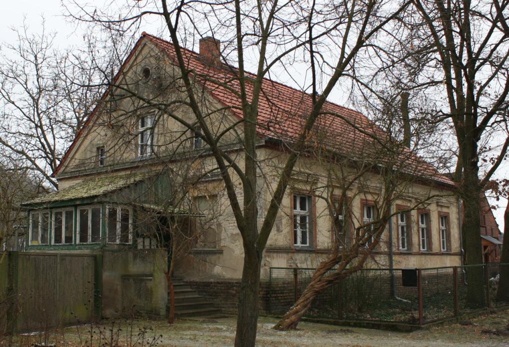 Bauernhaus in Altbarnim