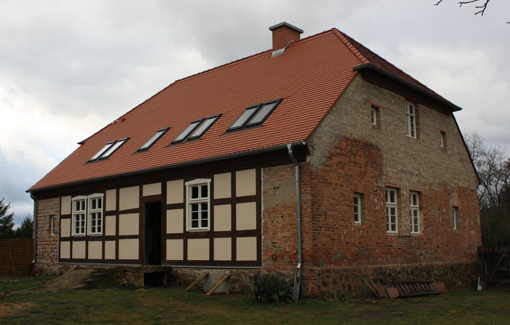 Bauernhaus in Bliesdorf